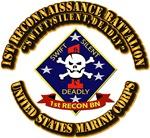 USMC - 1st Reconnaissance Bn w Txt