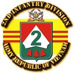 ARVN - 2nd Infantry Division