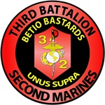 USMC - 3rd Battalion - 2nd Marines
