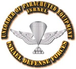 Unloader Of Parachuted Equipment
