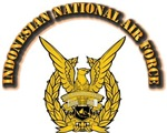 Indonesian National Air Force - With Text
