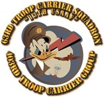USAAF 63rd Troop Carrier Squadron, 403rd Troop Car