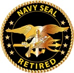 Navy - SOF - Navy Seal Retired - Black