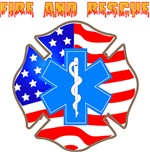 Fire and Rescue Emblem