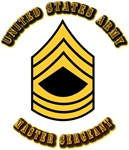 Army - Master Sergeant