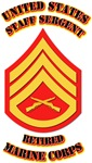USMC - Staff Sergeant - Retired
