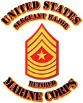 USMC - Sergeant Major - Retired