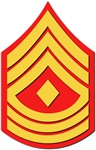 USMC - First Sergeant
