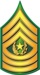 Army - Command Sergeant Major E-9