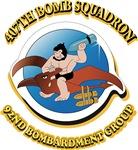 407TH BOMB SQUADRON