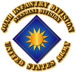 Army - 40th Infantry Division - SSI