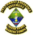 USMC - 1st Combat Logistics Regiment