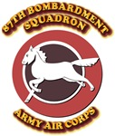 Army Air Corps - 87th Bombardment Squadron