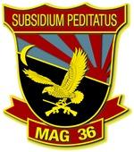 USMC - Marine Aircraft Group 36