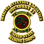 USMC - Marine Aviation Logistics Squadron 12