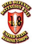 USMC - 18th Defense Battalion 1943