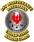 USMC - 1st Maintenance battlion