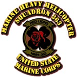 USMC - Marine Heavy Helicopter Squadron 363