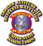 USMC - 3rd Low Altitude Air Deffense Battalion