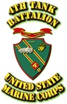 USMC - 4th Tank Battalion