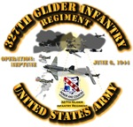Army -  327th Glider Inf Regmt - D Day