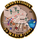 Iraq Invasion - 20 March 2003