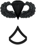 Private First Class - Airborne