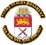 COA - 15th Cavalry Regiment