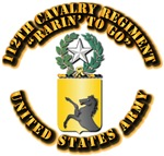 COA - 112th Cavalry Regiment