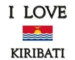 Flags of the World: I Love Kiribati
