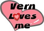 vern loves me