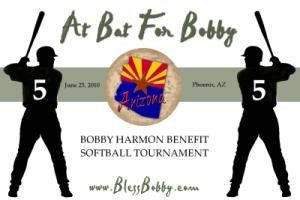 At Bat For Bobby ~ Arizona