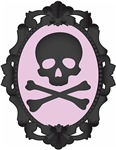 Skull and Crossbones Cameo