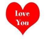 Valentine's Day I Love You