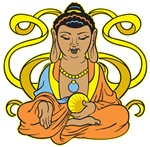 Buddha Flowing Energy