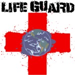 Life Guard Earth T-Shirts and Gifts