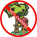 No Logging T-Shirts and Gifts