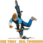 Ride Today Biking T-Shirts and Gifts