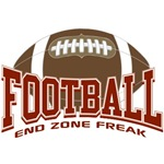 Football Freak T-Shirts and Gifts