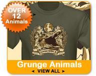 Grunge Animals