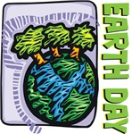 Earth Day Trees