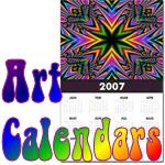 Art Calendars!