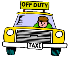<P>Off Duty<BR>Places To Go And<BR>People To Annoy