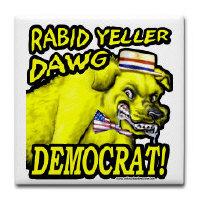 Yeller Dawg Democrat Stuff!