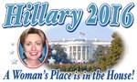 <b>Hillary White House 2016 Gear</b>