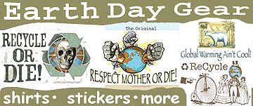Earth Day Variety Shop
