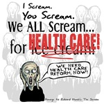The Scream for Health Care Reform Gear