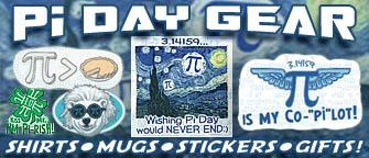 Variety of Pi Day Gift Ideas