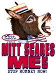 Mitt Scares Me