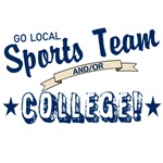 Go Local Team and/or College!